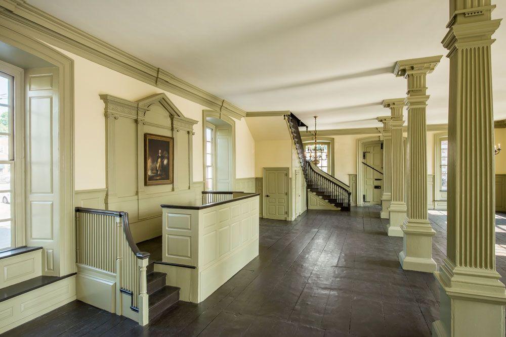 historic restoration design by saccoccio and associates architecture